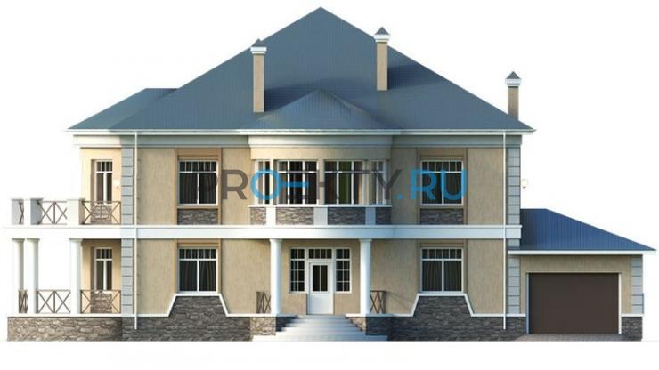 Фасады проекта Редемира