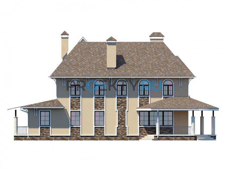 Фасады проекта Эльзас