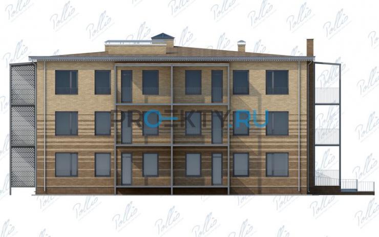 Фасады проекта Xb1