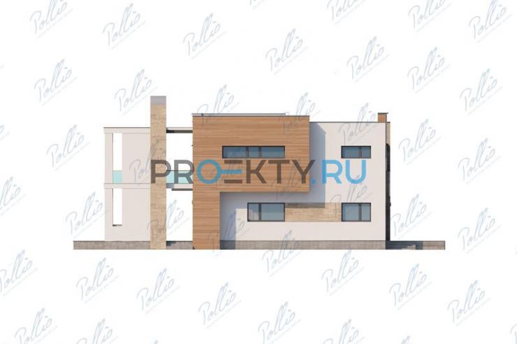 Фасады проекта Х23