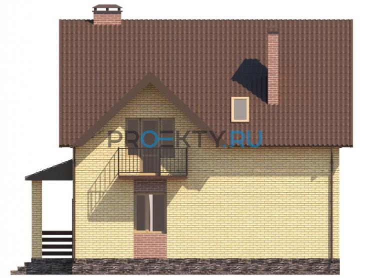 Фасады проекта Лавальд 3