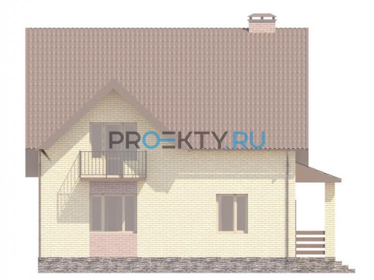 Фасады проекта Лавальд 4