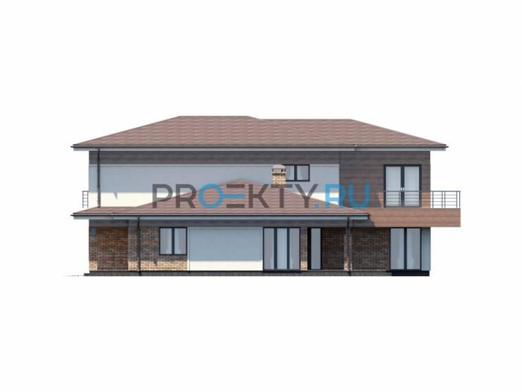 Фасады проекта Ольден