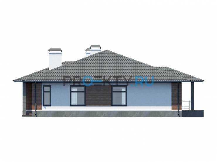 Фасады проекта Дафни