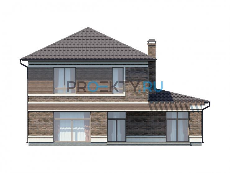 Фасады проекта Верден