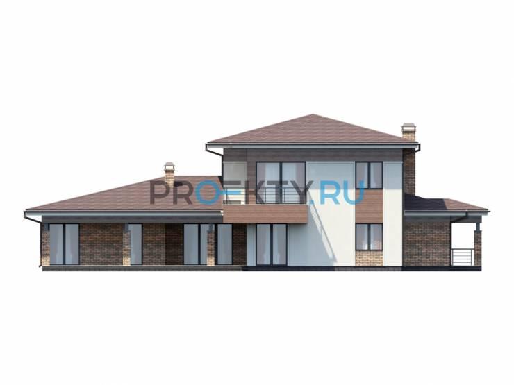 Фасады проекта Чендлер