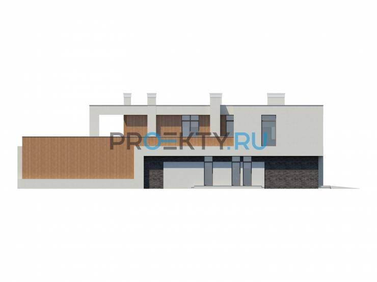 Фасады проекта Бат