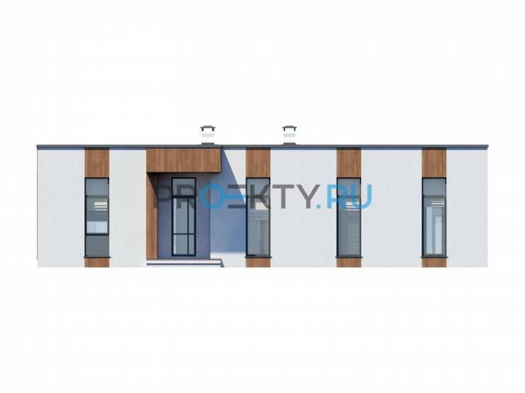 Фасады проекта Вельц