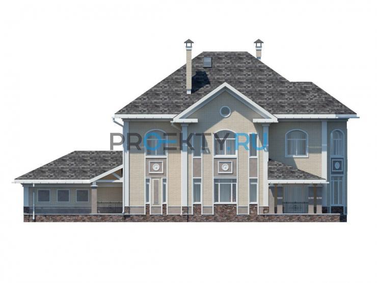 Фасады проекта Соната