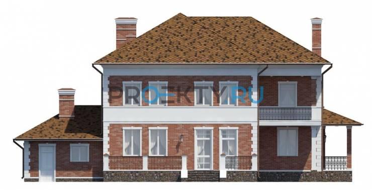 Фасады проекта Мирабель