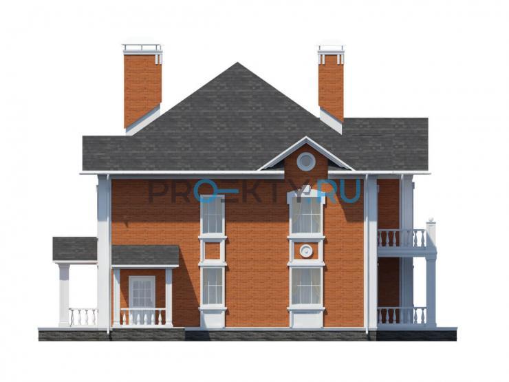 Фасады проекта Виктория