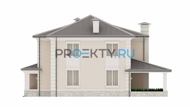 Фасады проекта Модена-2