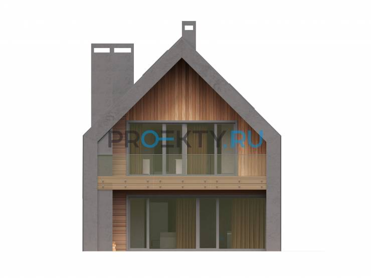 Фасады проекта Андор