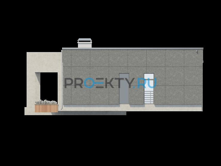 Фасады проекта Ланц