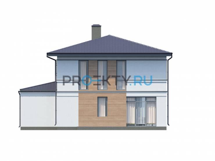 Фасады проекта Барроу