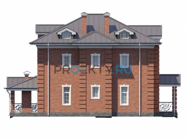 Фасады проекта Дарли-1
