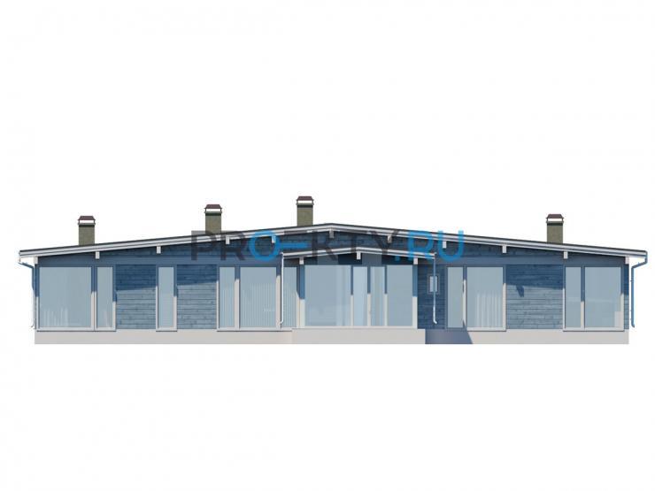 Фасады проекта Аспен
