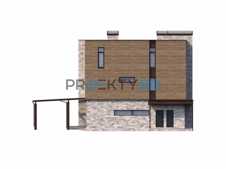 Фасады проекта Грейс