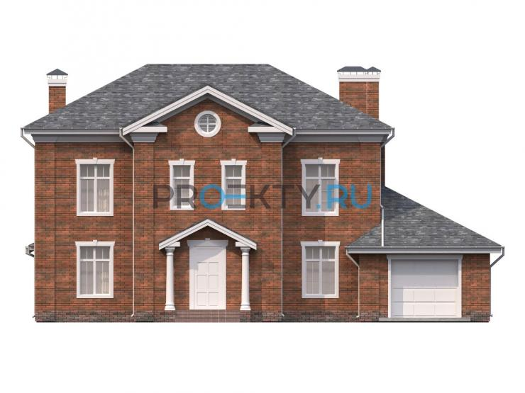 Фасады проекта Престон