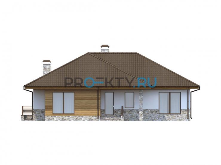 Фасады проекта Лахти