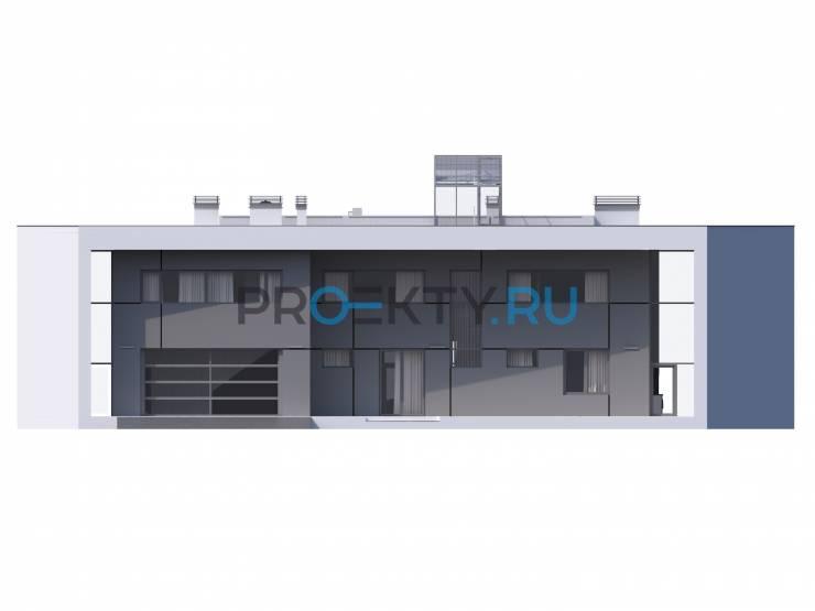 Фасады проекта Лоренцо