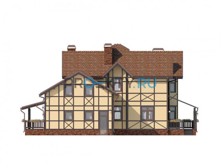 Фасады проекта Лимбург