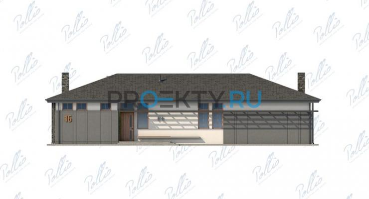 Фасады проекта Х16