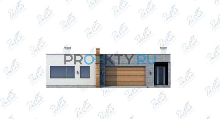 Фасады проекта Х6