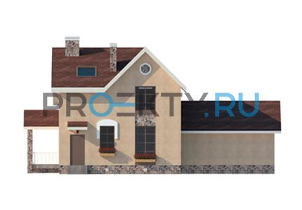 Фасады проекта Баварский дом
