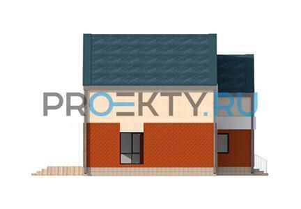 Фасады проекта Английский коттедж
