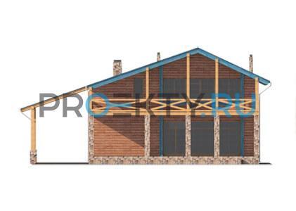 Фасады проекта Адирондак