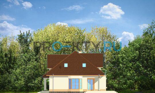 Фасады проекта Фаворит-2