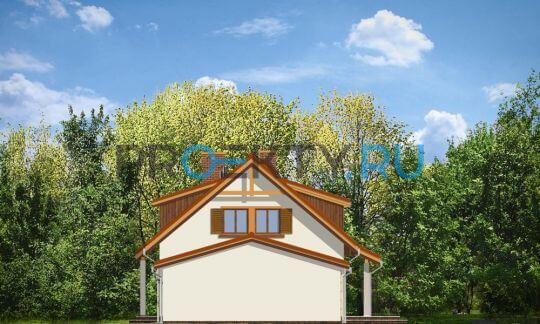 Фасады проекта Фрашка-2