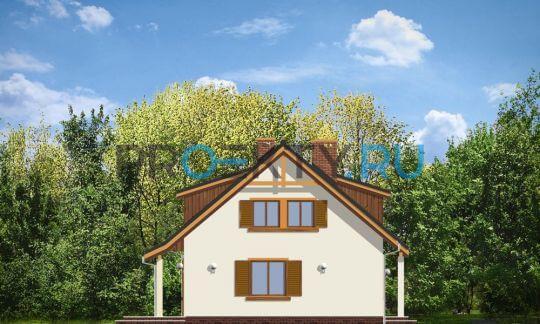 Фасады проекта Фрашка