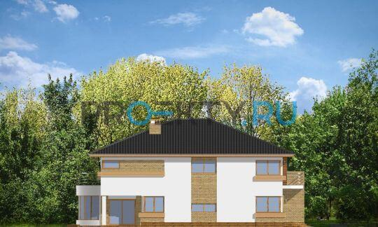 Фасады проекта Габриэль