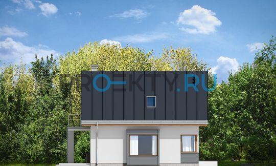 Фасады проекта Густав-2
