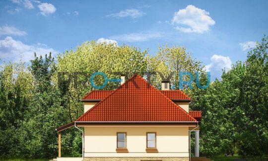 Фасады проекта Гетман