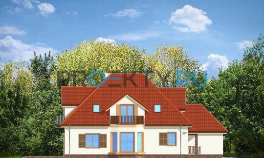 Фасады проекта Хорнувек-2