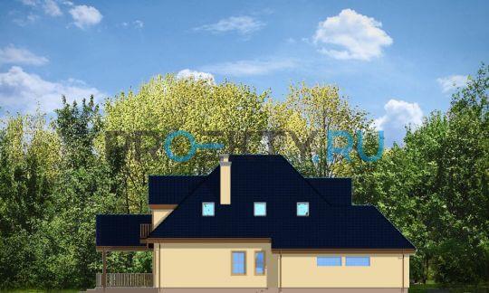 Фасады проекта Хорнувек