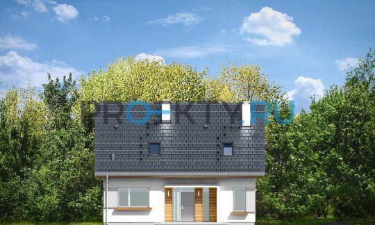 Фасады проекта Идеальный