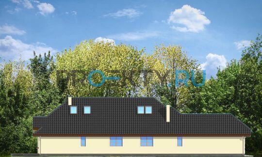 Фасады проекта Такса-3