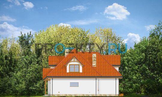 Фасады проекта Ясень-2