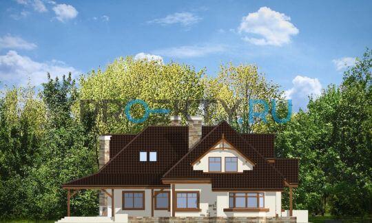 Фасады проекта Ясень