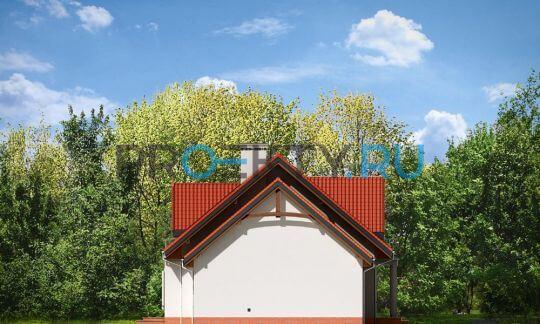 Фасады проекта Юлька-3
