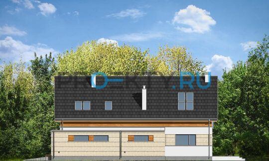 Фасады проекта Юрский