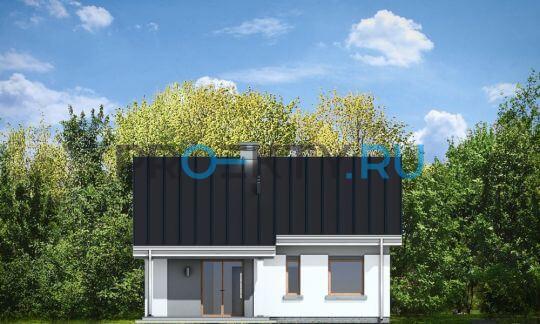 Фасады проекта Кайтек