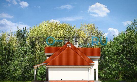 Фасады проекта Камеральный