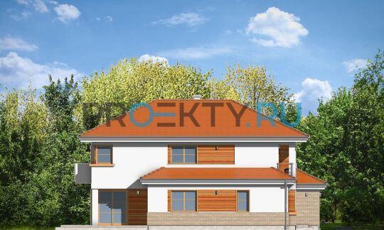 Фасады проекта Кассиопея-3