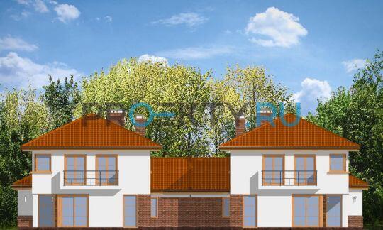 Фасады проекта Кассиопея-2