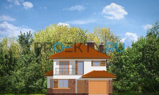 Фасады проекта Кассиопея